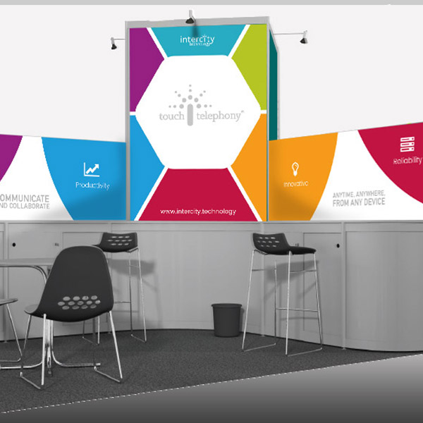 UC Conference Stand 2017