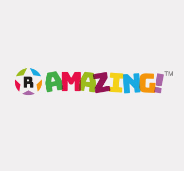 R-Amazing Logo