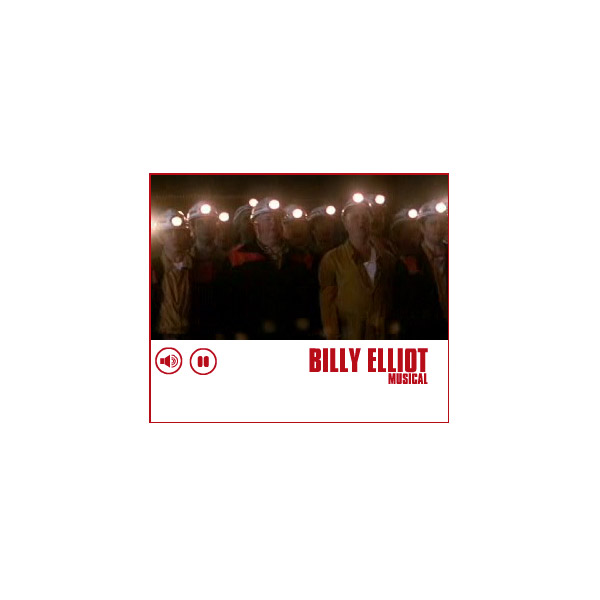 Billy Elliot Musical Advert